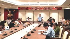 """Cán bộ Thành ủy Hà Nội chưa có thông tin vụ """"Chiếm đoạt tài liệu bí mật nhà nước"""""""