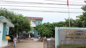 Bệnh viện dã chiến Hoà Vang. Ảnh: Báo Đà Nẵng