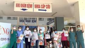 19 bệnh nhân Covid-19 khỏi bệnh, cả nước không có ca mắc mới