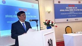 Năm 2021, vaccine Covid-19 của Việt Nam sẽ thử nghiệm giai đoạn III