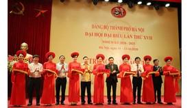 Khai trương Trung tâm báo chí phục vụ Đại hội Đảng bộ TP Hà Nội