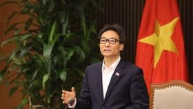 Phó Thủ tướng Vũ Đức Đam: Dịch Covid-19 ở Hải Dương và Quảng Ninh nghiêm trọng hơn trước đây