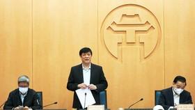 Bộ trưởng Bộ Y tế: Hà Nội phải thay đổi chiến thuật chống dịch Covid-19