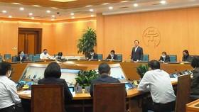 Hà Nội yêu cầu lãnh đạo thành phố và các đơn vị không được rời thành phố