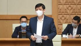 Bộ trưởng Bộ Y tế: 2 giả thiết về ca bệnh người Nhật Bản tử vong dương tính SARS-CoV-2