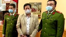 Bắt nguyên Phó Giám đốc Sở Y tế Sơn La cùng 3 đồng phạm