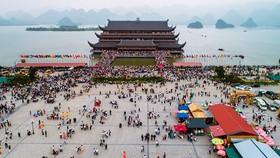Hà Nam tạm đóng cửa chùa Tam Chúc, dừng toàn bộ các lễ hội