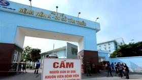 Phong tỏa Bệnh viện K sau khi có nhiều ca dương tính SARS-CoV-2