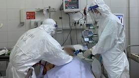 Ca tử vong vì Covid-19 trên nền bệnh nhân chấn thương sọ não, viêm màng não mủ biến chứng