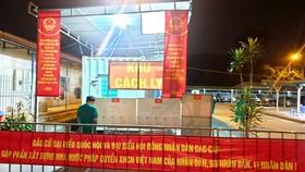Phương án tổ chức bầu cử tại 2 bệnh viện bị cách ly ở Hà Nội