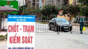 Bắc Ninh giảm tối đa người tới công sở làm việc, yêu cầu người dân không ra đường sau 20 giờ