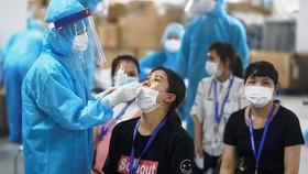 Trưa 2-6, Bắc Giang, Bắc Ninh có thêm 47 công nhân mắc Covid-19