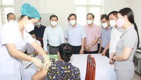 Thử nghiệm vaccine COVIVAC tới tháng 12 có thể đề xuất cấp phép khẩn cấp