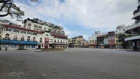 Hà Nội tiếp tục giãn cách xã hội tới 6 giờ sáng ngày 6-9