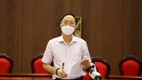 Hà Nội tổ chức lễ khai giảng trực tuyến vào sáng 5-9 và truyền hình trực tiếp