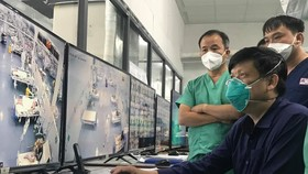 Bộ trưởng Bộ Y tế: Công tác chống dịch đang đi đúng hướng nhưng phải tiếp tục cầu thị