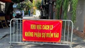 """Hà Nội sẽ chỉ phong tỏa, cách ly y tế ở những """"điểm đỏ"""""""