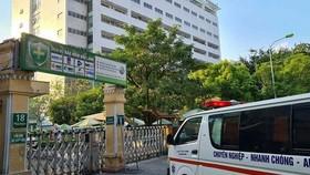 Từ 0 giờ ngày 18-10, Bệnh viện Việt Đức khám chữa bệnh bình thường trở lại