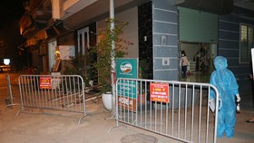 Hà Nội phong tỏa trụ sở công an, tòa án, UBND thị trấn Quốc Oai sau khi có 7 ca mắc Covid-19