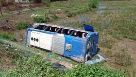 Hai vụ tai nạn giao thông khiến nhiều người thương vong