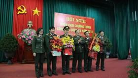Trung tá Nguyễn Thanh Tuấn làm Phó Giám đốc Công an Thừa Thiên – Huế