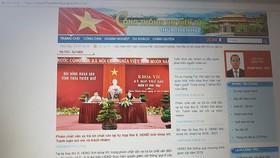 Thừa Thiên - Huế báo cáo Bộ TT-TT việc công chức bị chặn vào Facebook bằng mạng công sở