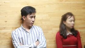 Cơ quan CSĐT Công an Thừa Thiên Huế đọc lệnh bắt khẩn cấp đối tượng Nguyễn Duy Dương