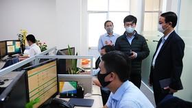 Trung tâm IOC tham gia tích cực vào công tác phòng chống dịch Covid-19 tại Thừa Thiên - Huế 