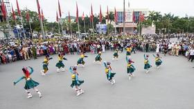 Lễ hội đường phố tại Festival Huế