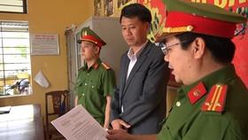 Khởi tố bị can, bắt tạm giam Hoàng Khánh Huy 
