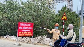 Thừa Thiên - Huế kiểm soát chặt chẽ công dân đến từ vùng có dịch Covid-19 