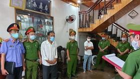 Bắt nguyên Phó Trưởng Phòng VHTT tham gia kê khống 353 mộ giả tại Huế