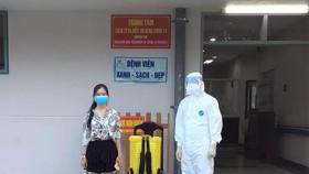 4 bệnh nhân mắc Covid-19 tại Huế xuất viện