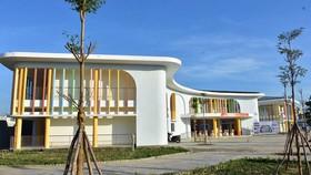 Trường mầm non Hoàng Mai 