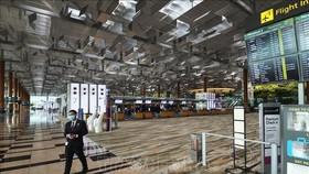 Sân bay Changi, Singapore. Ảnh: THX/TTXVN