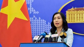 Người phát ngôn Bộ Ngoại giao Lê Thị Thu Hằng