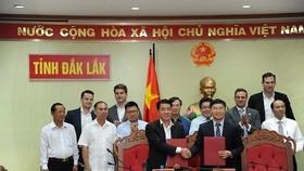 Xây dựng tổ hợp nông nghiệp công nghệ cao 1.500 tỷ đồng ở Đắk Lắk