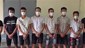 Ngăn chặn kịp thời nhóm thanh thiếu niên chuẩn bị hỗn chiến