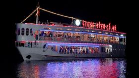 """Đưa du thuyền """"Giang Đình cổ độ"""" 2 triệu USD khai thác du lịch trên sông Lam"""