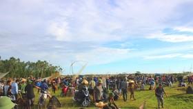 Độc đáo lễ hội đánh cá Đồng Hoa ở Hà Tĩnh