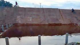 Nơi xảy ra vụ đuối nước