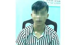 Bắt đối tượng chở cô gái 16 tuổi vào đường vắng để hiếp dâm