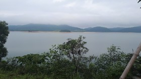 Khu vực hồ Kẻ Gỗ