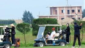 Xử phạt 15 triệu đồng đối với Công ty cổ phần Golf Xuân Thành