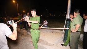 Cơ quan chức năng đang tiến hành điều tra nguyên nhân vụ việc cháu bé 5 tuổi tử vong ở thôn Xuân Hải, huyện Lộc Hà, tỉnh Hà Tĩnh
