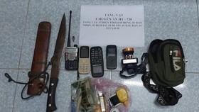Nổ súng truy bắt nhóm đối tượng vận chuyển ma túy từ Lào vào Việt Nam