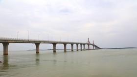 Dự án đầu tư xây dựng cầu Cửa Hội bắc qua sông Lam nối tỉnh Nghệ An và tỉnh Hà Tĩnh