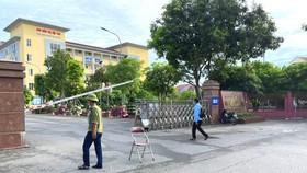 Sáng 9-6, Bệnh viện Đa khoa tỉnh Hà Tĩnh hoạt động trở lại