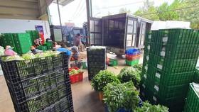 Bộ NN-PTNT đề nghị TPHCM tổng hợp nhu cầu lương thực, thực phẩm cần cung ứng