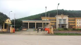 Một khu cách ly tập trung ở địa bàn huyện Hương Sơn, tỉnh Hà Tĩnh